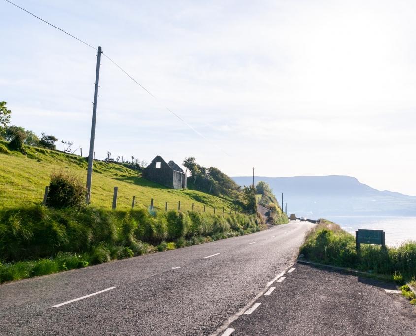 photo of uk roads