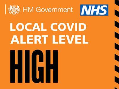local covid alert level high